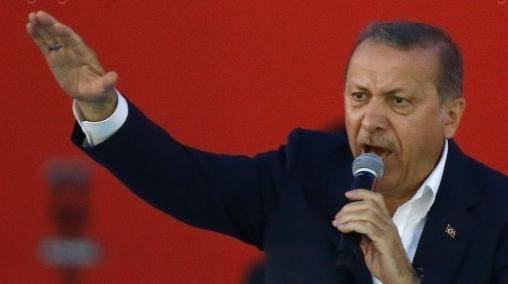 Ердоган: Ще превземем Африн до вечерта