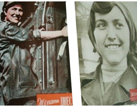 Единствената жена машинист в България е старозагорката Василка Георгиева