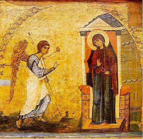 Благовещение: Благата вест на Дева Мария и идването на пролетта