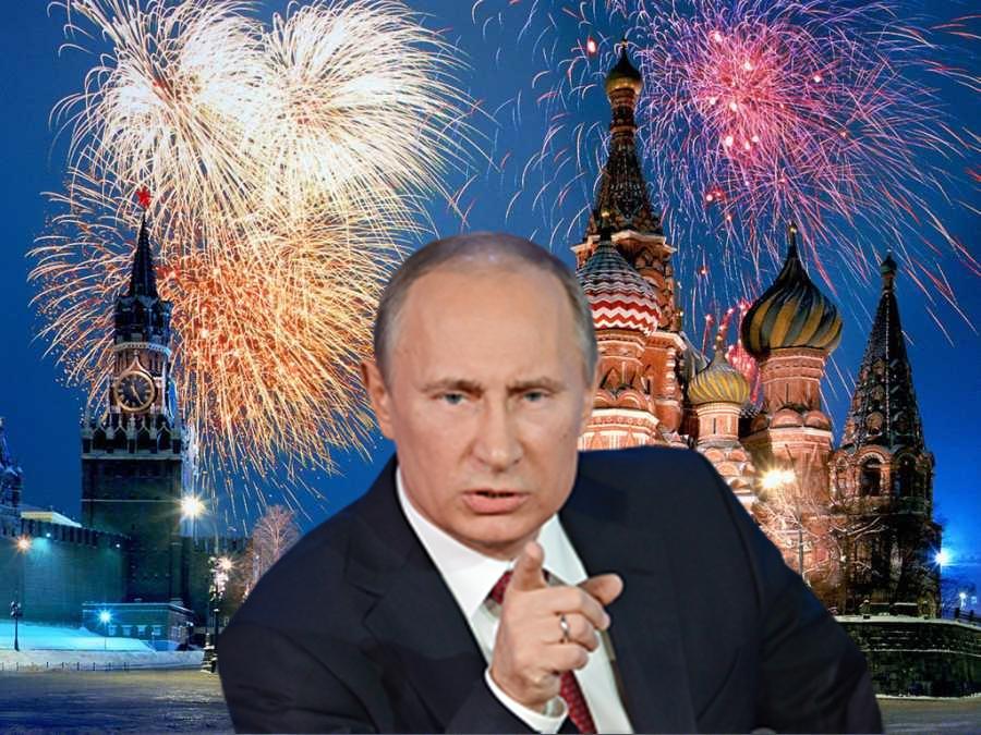 Владимир Путин победи със 76,65% от гласовете