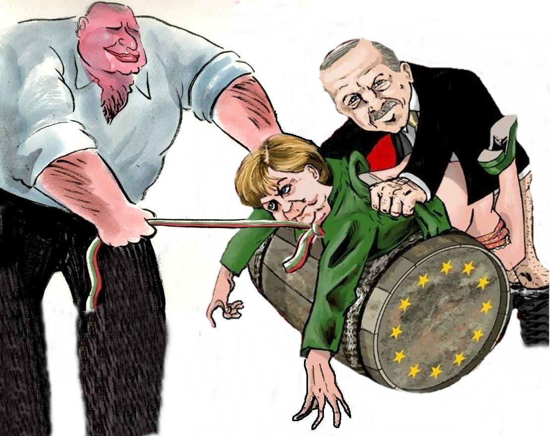 Европа е бременна с тероризъм