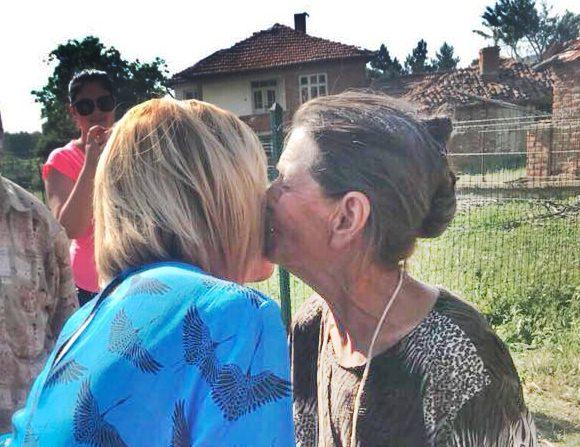 С Юда се целуват само по веднъж