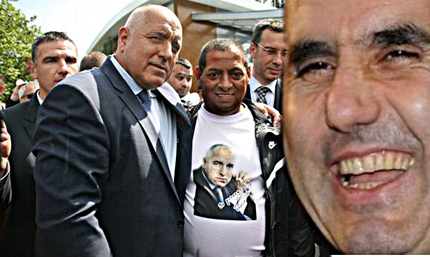 Сорос и Цветанов в основата на циганският хаос в страната ни!