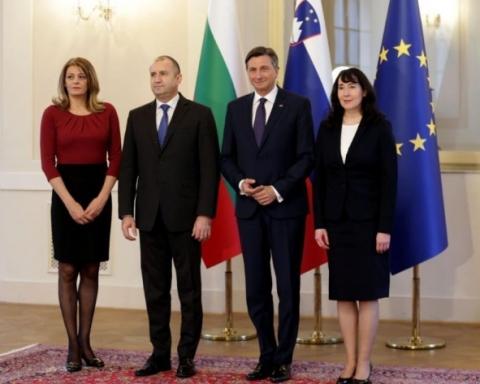 Радев: Словения и България излъчват стабилност и водят политика в интерес на сигурността на Балканите