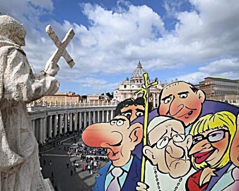 Ванга: Ке дойде папата тамън да погали тиквата!