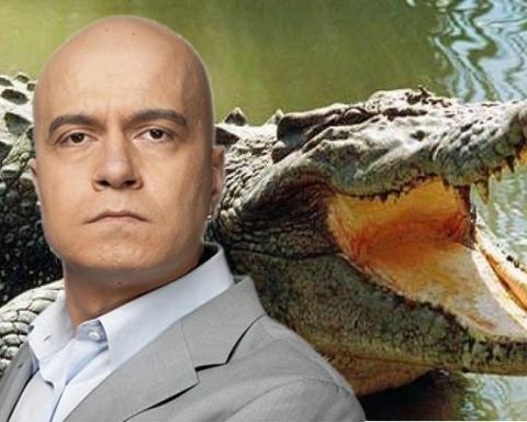 Водата малко, а крокодилите много