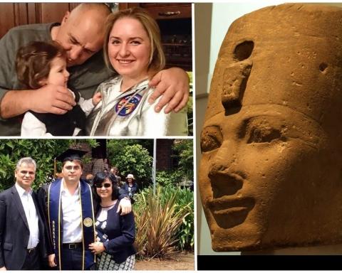 Открита е връзката между Борисов и Тутмос I !