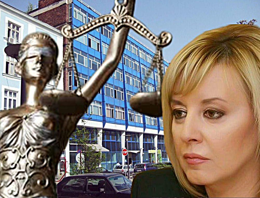 Мая Манолова утре е в съда срещу