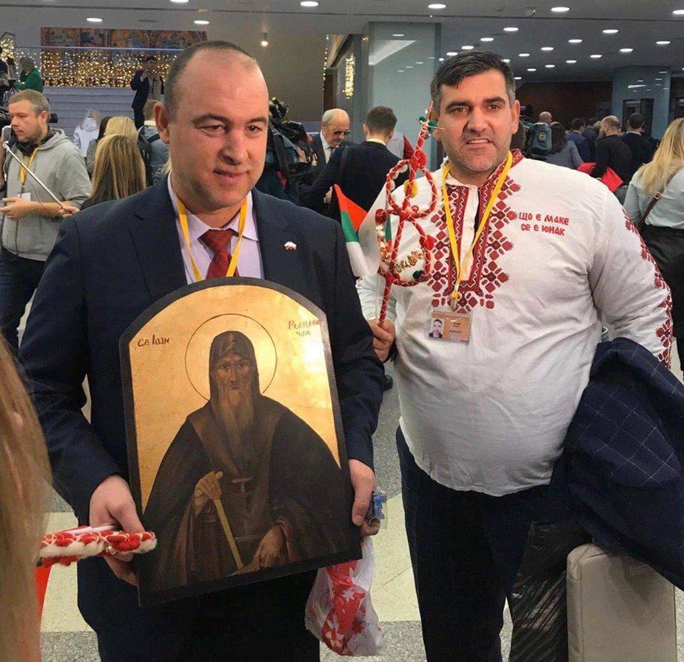 Да подариш частица от България на Владимир Путин