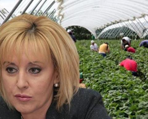 Мая Манолова твърдо зад агросектора