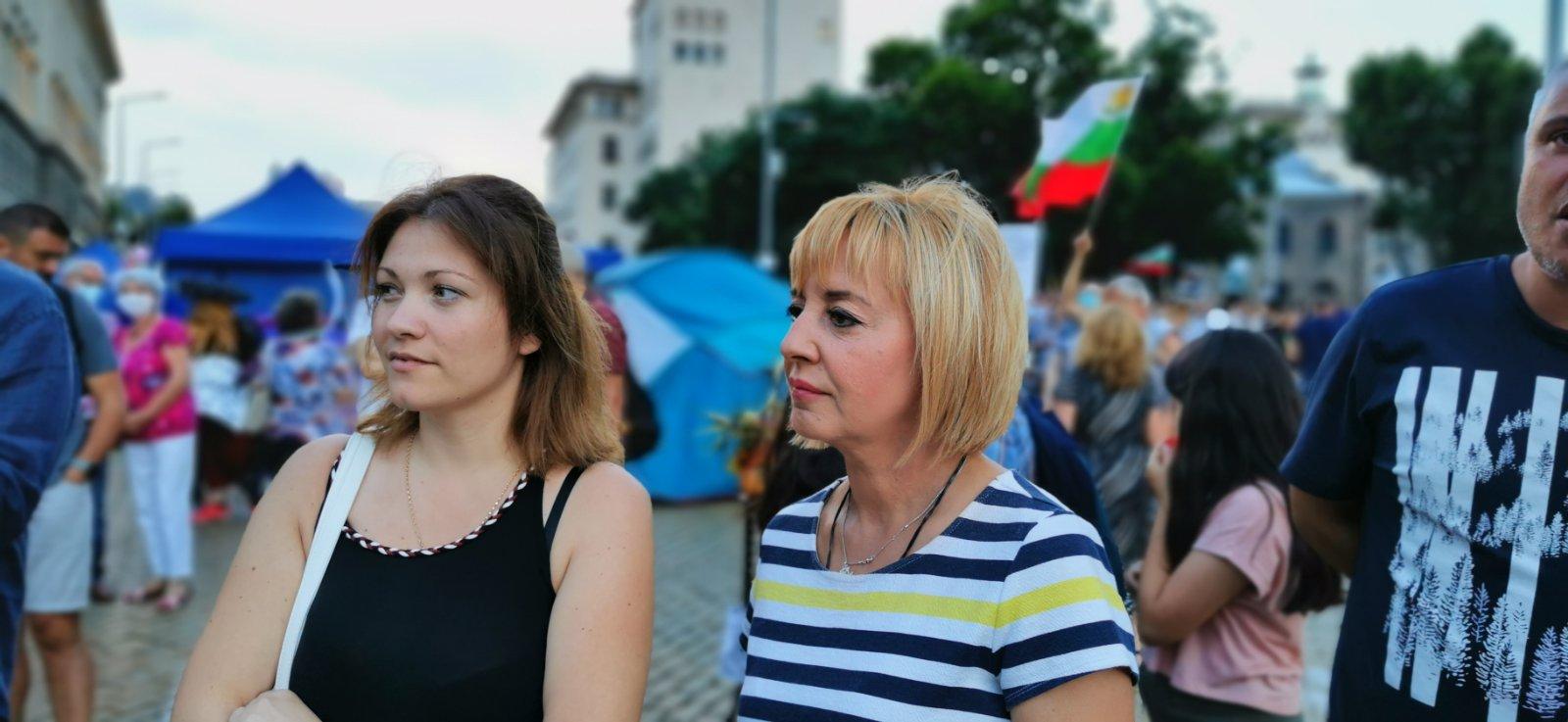 Манолова призова Обществения съвет към ЦИК да се застъпи за машините за гласуване