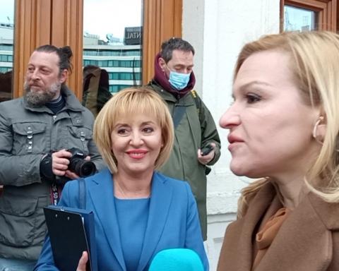Мая Манолова: Днес внасяме проект на Решение за Комисията по ревизия