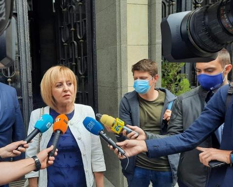 """Манолова: """"Изправи се.БГ"""" връща партийната субсидия в държавния бюджет"""