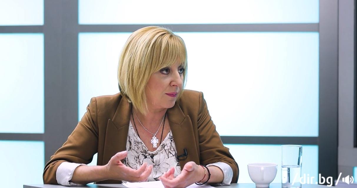 Манолова: Служебният енергиен министър да протестира цените на тока и парното пред прокуратурата